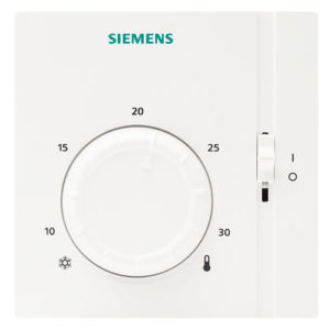 thermostat analogique raa31 siemens