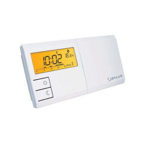 thermostat d ambiance programmable hebdomadaire salus