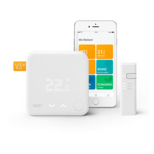 thermostat intelligent kit de demarrage v3+ tado